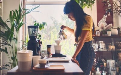 Barista Celeste Wong Shares Her Coffee Story