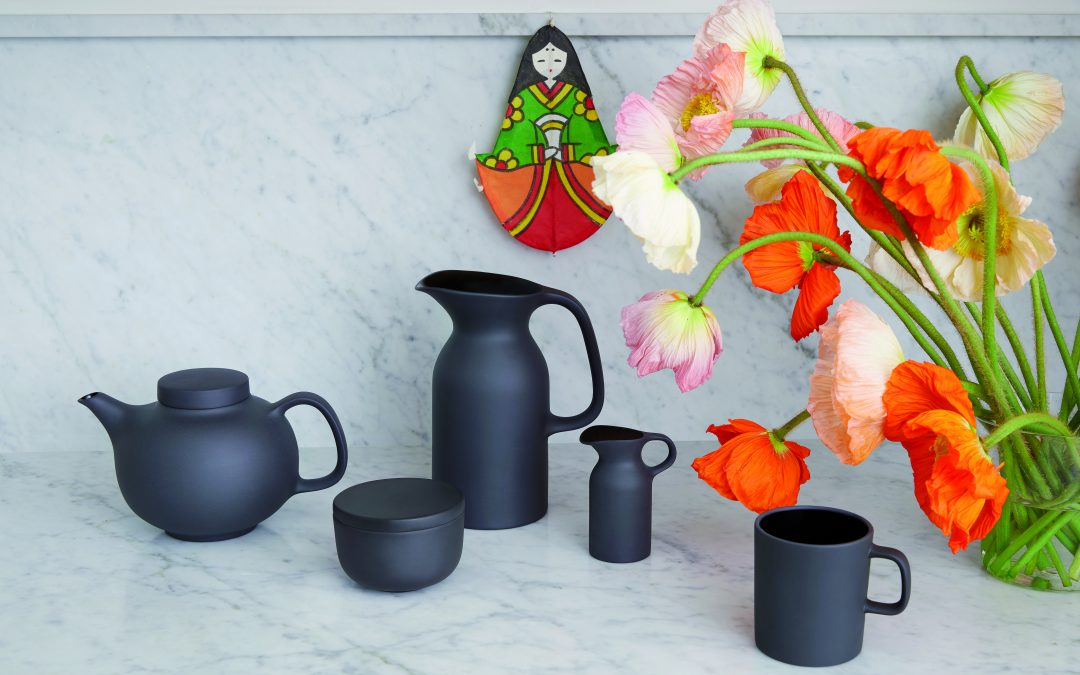 Olio by Barber Osgerby – Eclectic Tableware Collection With New Colourway