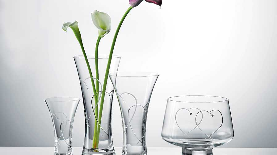 Crystalware Crystal Vases Centerpieces Gifts Royal Doulton