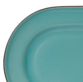 Gordon Ramsay Union Street Cafe Blue Plate 27cm