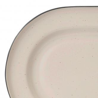 Gordon Ramsay Union Street Cafe Cream Plate 22cm