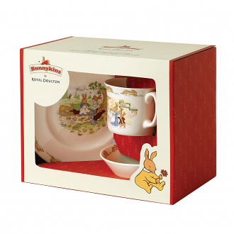 Bunnykins 3 Piece Child Set
