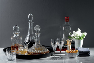 Highclere Wine Decanter