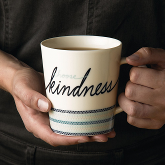 ED Ellen DeGeneres collection - Mug Choose Kindness 450ml