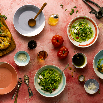 1815 BOLD Pasta Bowls 22cm (Set of 6)