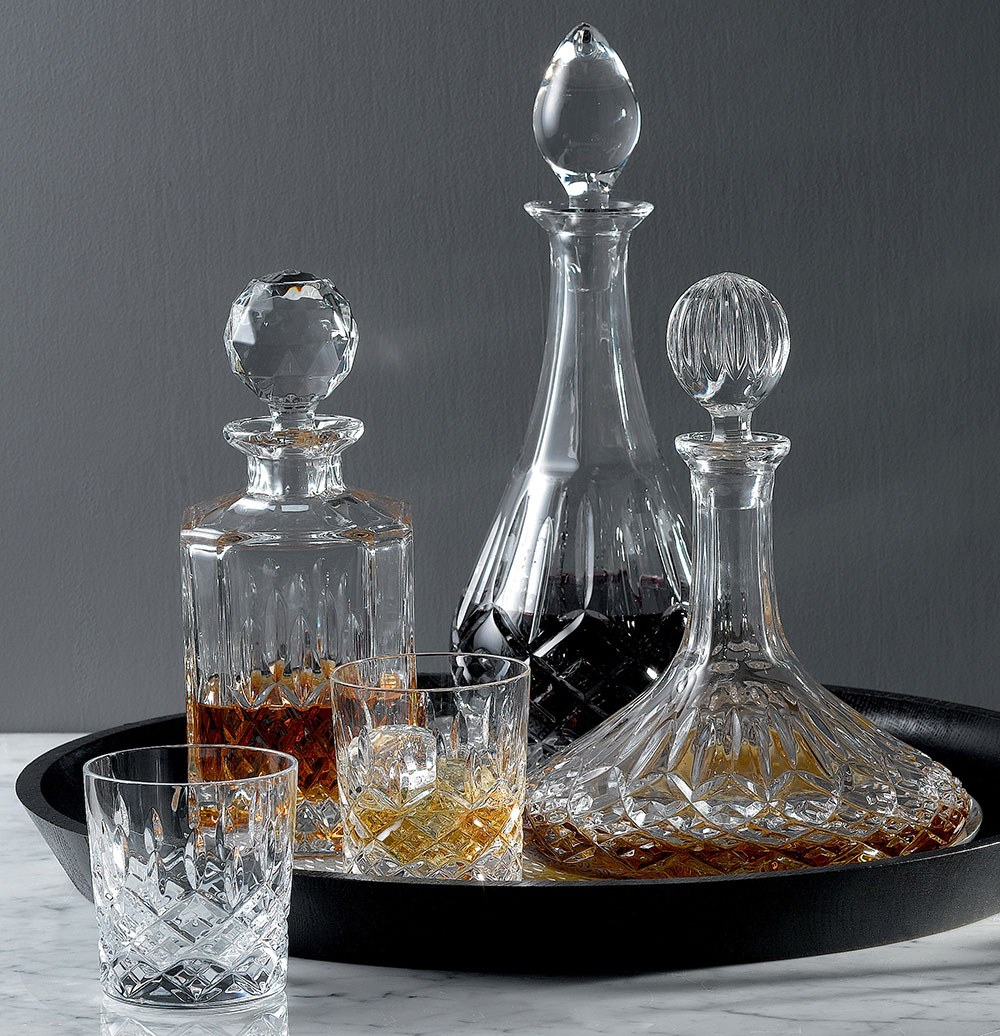 Royal Doulton Highclere Wine Decanter Royal Doulton