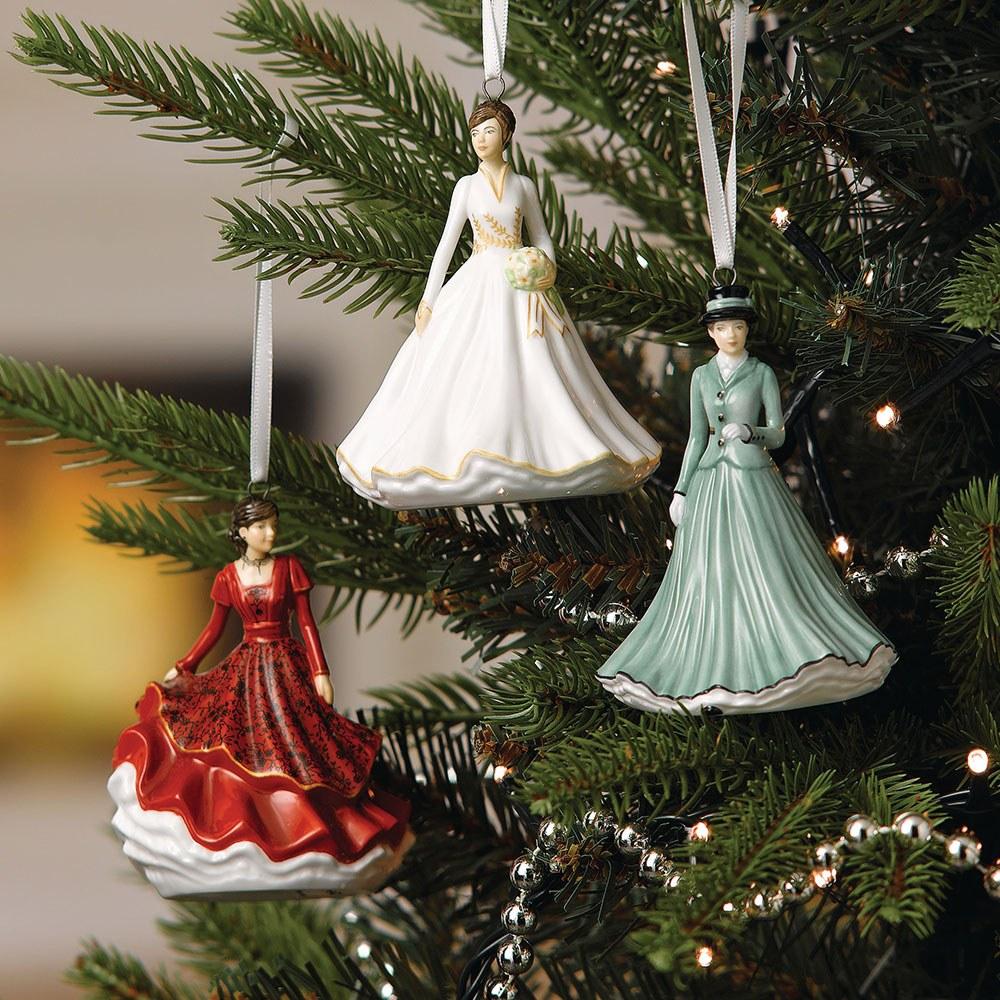 Royal Doulton Christmas Ornaments Joy to World HN 5865 ...