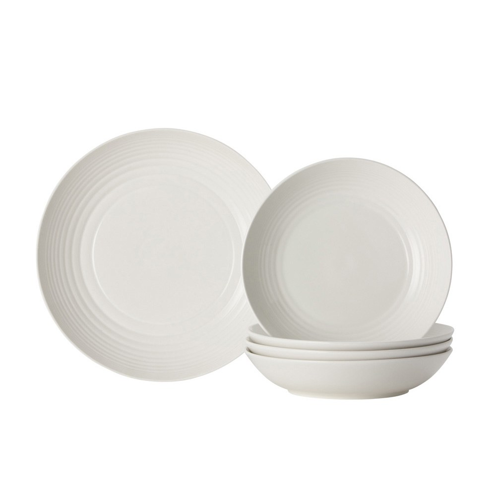Gordon Ramsay Maze White 5 Piece Pasta Set