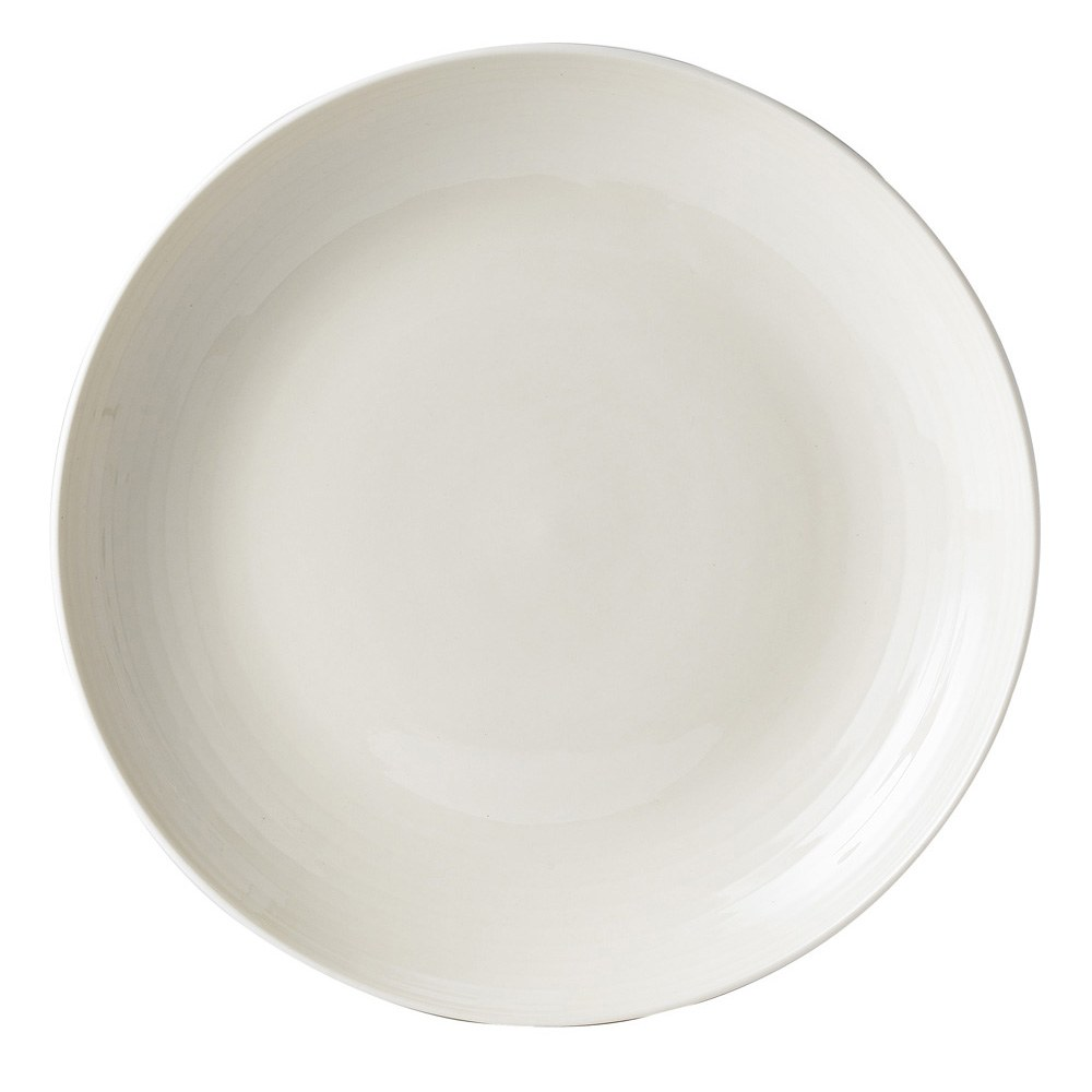 Gordon Ramsay Maze By Royal Doulton White Plate 28cm