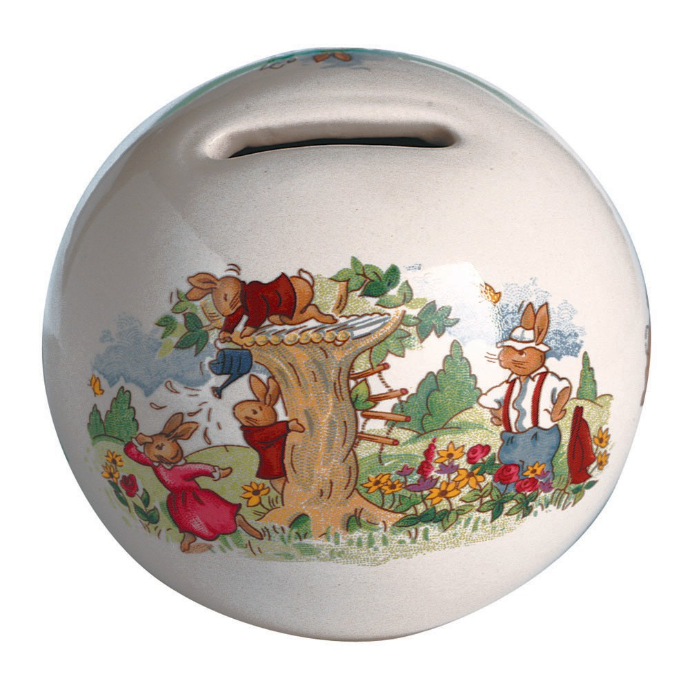Royal Doulton Baby Gifts Australia : Royal doulton bunnykins money ball doulton? australia