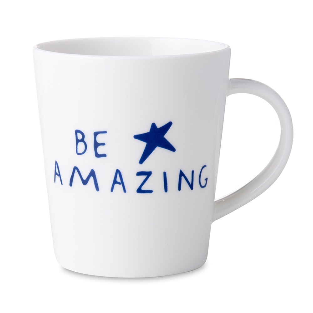 Tea coffee mugs royal doulton australia ed ellen degeneres crafted by royal doulton be amazing star mug 450ml reviewsmspy