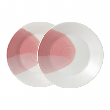 Signature 1815 Coral Plate 16cm Set of 2