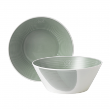 Signature 1815 Green Bowl 16cm Set of 2