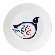 Royal Doulton Fable Accent Plate 22cm Bird