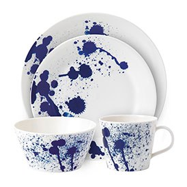 Royal Doulton Pacific 16 Piece Set Splash