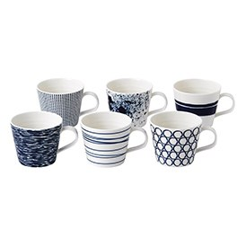 Pacific Mug 260ml (Set of 6)
