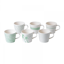 Pacific Mint Mug Set of 6
