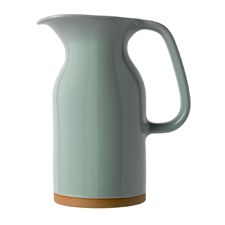 Barber & Osgerby Olio Duck Egg Green Medium Jug