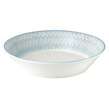 Royal Doulton Pastels Blue Pasta Bowl 22.5cm
