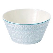 Royal Doulton Pastels Blue Cereal Bowl 15cm