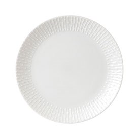 Royal Doulton HemingwayDesign White Plate 22cm