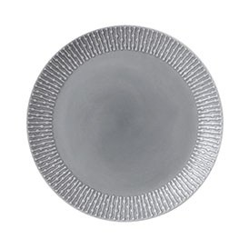 Royal Doulton HemingwayDesign Grey Plate 27cm