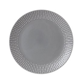 Royal Doulton HemingwayDesign Grey Plate 22cm