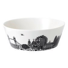Royal Doulton Charlene Mullen London Calling Serving Bowl 25cm