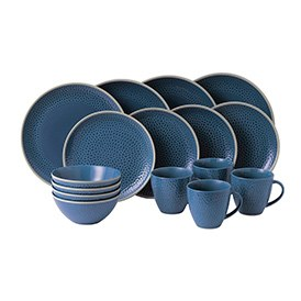 Gordon Ramsay Maze Grill Blue 16 Piece Set Hammer
