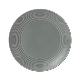 Gordon Ramsay Maze Dark Grey Plate 22cm