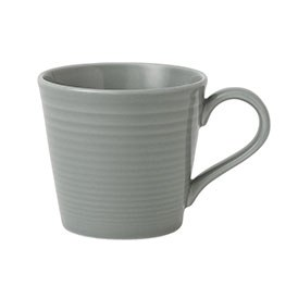 Gordon Ramsay Maze Dark Grey Mug 325ml