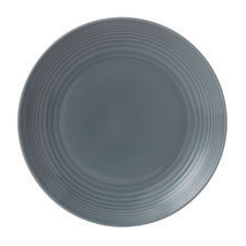 Gordon Ramsay Maze Dark Grey Plate 28cm