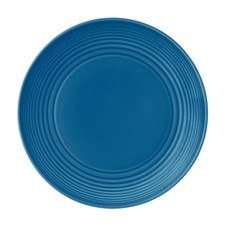 Gordon Ramsay Maze by Royal Doulton Denim Plate 22cm