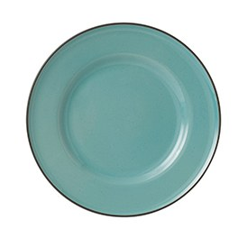 Gordon Ramsay Union Street Cafe Blue Plate 22cm