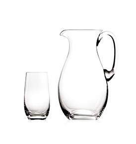 Royal Doulton Glass Sets Round Jug Set
