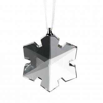 Radiance Snowflake Ornament 6cm