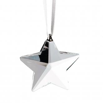 Radiance Star Ornament 6cm