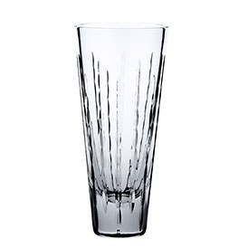 Royal Doulton Neptune Crystal Giftware Large Vase 31.5cm