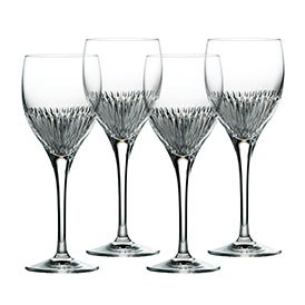 Calla Crystal Wine Set of 4