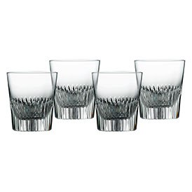 Royal Doulton Calla Crystal Tumbler Set of 4