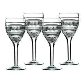 Royal Doulton Radial Goblet Set of 4
