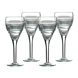 Royal Doulton Radial Wine Set of 4