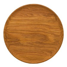 Barber & Osgerby Olio Wooden Circular Serving Platter