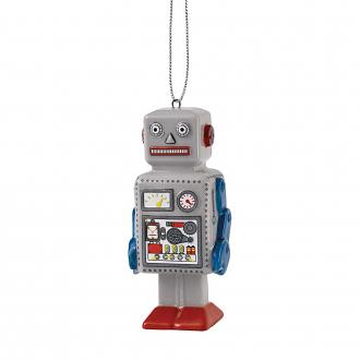 Christmas Ornament Robot