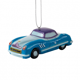 Christmas Ornament Car