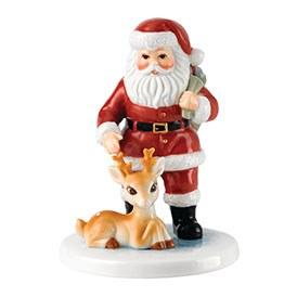 Royal Doulton Nostalgic Christmas Let's Get Going NF 007