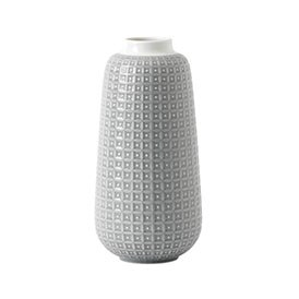 Royal Doulton HemingwayDesign Vase 28cm Grey