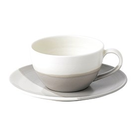 Coffee Studio Cappuccino Cup & Saucer 275ml