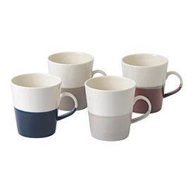 Coffee Studio Mug Grande 550ml (Set of 4)