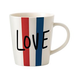 ED Ellen DeGeneres - Love Mug 450ml